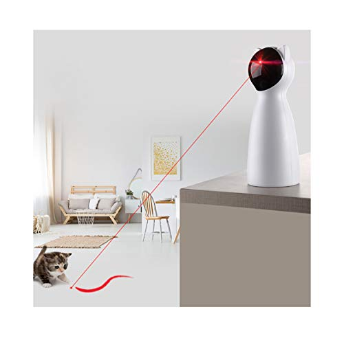Yvelife Cat Laser Toy Automatic,Interactive Toy for...