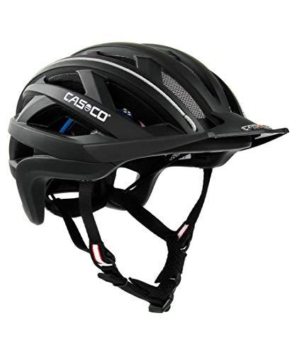 Casco Fahrradhelm Cuda 2' schwarz (200) L