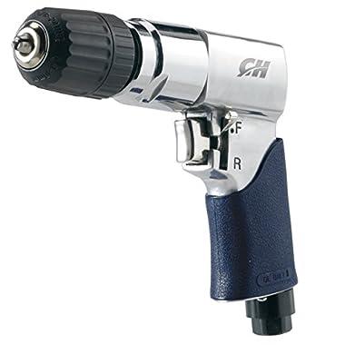 Campbell Hausfeld TL054500AV Campbell Hausfeld TL054500AV Reversible Air Drill Keyless, Pack of 1