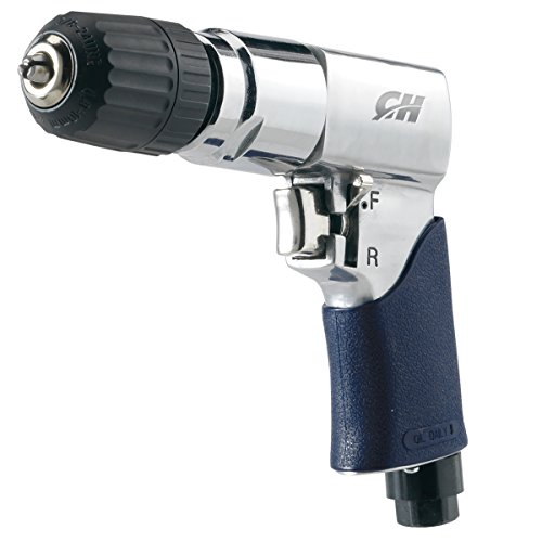 Campbell Hausfeld Reversible Air Drill, Keyless (TL054500AV)