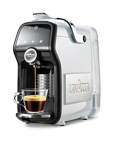 Lavazza Macchina Caffè Magia Plus, 1200 Watt, Ice White