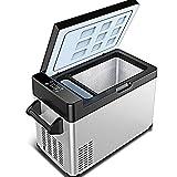 outingStarcase 30/40/55/65L DC12V / 24V Coche Refrigerador Congelador de profundidad Camping Picnic Picnic Mini refrigerador Refrigerador Refrigerador Nevera (Color Name : 65Liters)