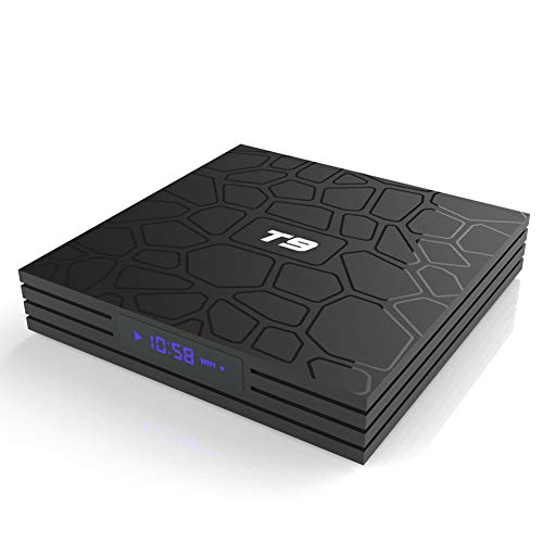 Metermall T9 RK3318 Android Network Player TV Box Wireless TV Box Firmware Set-top Box Built In WIFI 2G+16G EU Plug