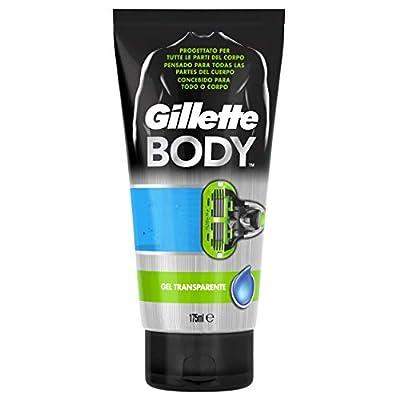 Gillette Body Gel für