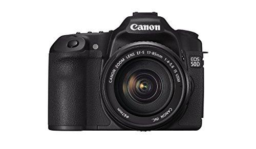 Canon EOS 50D - Cámara Réflex Digital 15.1 MP (Objetivo EF-S 17-85mm) (Reacondicionado...