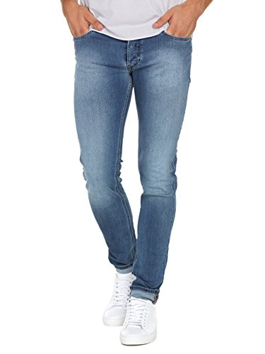 Diesel Herren Jeans Sleenker 681N Stretch Slim-Skinny Blue (82) 30/32