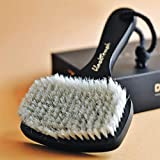 Dry Brushing Body Brush - Cellulite Massager - Lymphatic Drainage Massager for Face