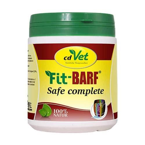 FIT-BARF Safe complete Pulver f.Hunde/Katzen 2000 g