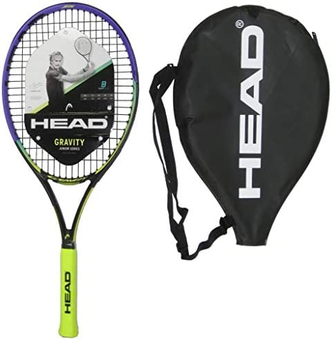 Head 2021 2023 IG Gravity 25 Junior Tennis Racquet Strung with Cover product image