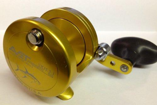 Avet SXJ 5 3 Gold Fishing Reel - Ashton Outten dsae
