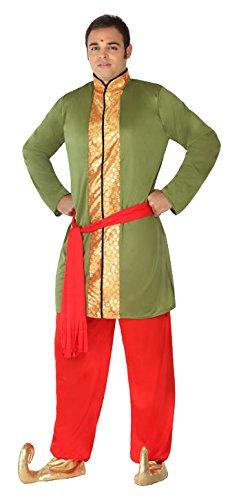 Atosa–5007–Disfraz de hindú–Hombre–Talla 2