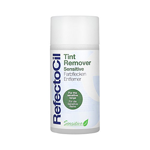 GWCosmetics RefectoCil Sensitive Tint Rremover, 1er Pack, (1x 150 ml)