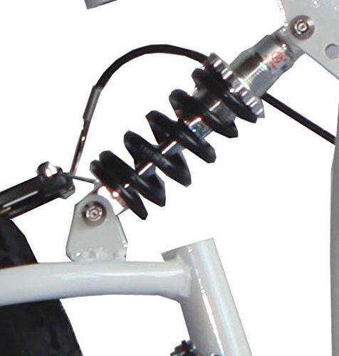 Folding Bikes ECOSMO 26″ Folding Mountain Bicycle Bike 21SP SHIMANO-26SF02W