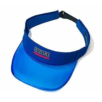 Clape Unique Sports Visor Cap Plastic Sun Visors Travel Clear Tennis Beach Hat for Men and Women