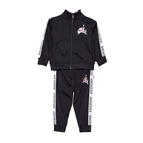 Nike Jordan Set Tracksuit Tuta Nera Da Bambino 657146-023 Nero