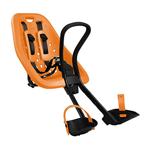 Thule Yepp Mini Bicycle Child Seat, Orange