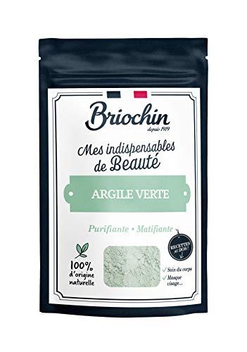 Briochin depuis 1919 Argile Verte 100% d'Origine Naturelle 200 g 200 g