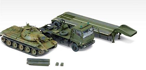 Aoshima 1/72 Kit Modelo Militar No.SP Fuerza Terrestre de