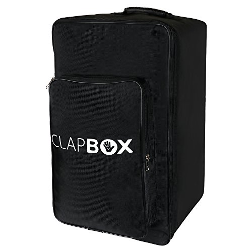 Clapbox Cajon Bag with Carry Handle and Shoulder Straps Universal Size