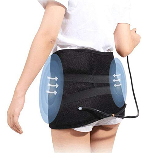 XYXZ Lumbar Belt Air Traction Inflatable Reducing And Shaping Girdles Women Slimming Belt Postnatal Recovery Butt Lifter Aspictureshows