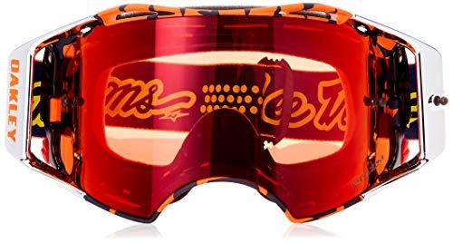 Oakley Oo7046-54 Gafas, Naranja, Einheitsgröße Unisex adulto