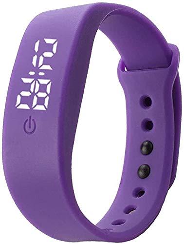 VARWANEO Children LED Watch Digital Watch Silicone Waterproof Sport Bracelet Kid Child Watch