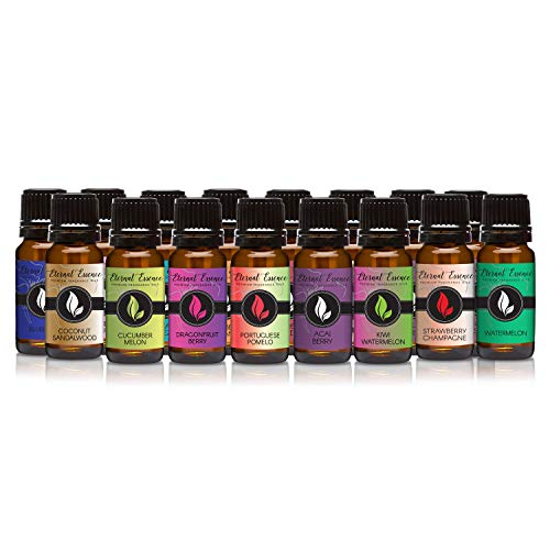 Fruity-Tooty - Set of 16 Premium Fragrance Oils - Eternal Essence