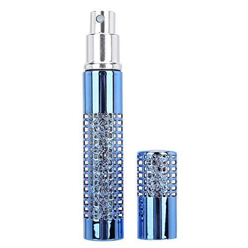 Envase de perfume de la botella de la botella de perfume para el perfume para las mujeres y las muchachas(AB048R blue)