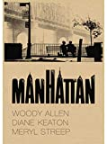 HUOJING Leinwand Poster Woody Allen Poster Vintage Antike