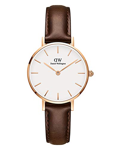 Daniel Wellington DW00100227 Petite Analog Watch  – For Women