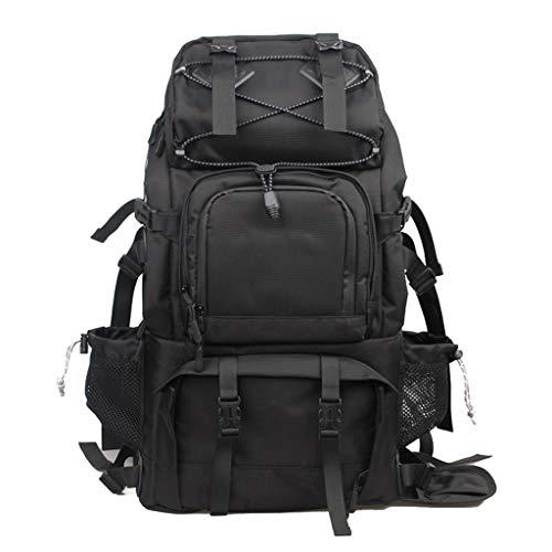 NYKK Professionelle Spiegelreflexkamera BagLarge Kapazität Außen Rucksack Kamera BagWaterproof Fotografie Rucksack Fit bis zu 15,6-Zoll-Laptop (Color : A)