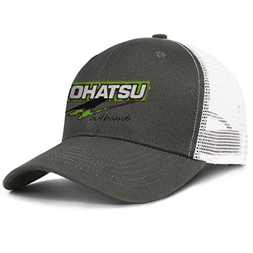 Tohatsu Men or Women Sun Adjustable Classic Mesh Hats