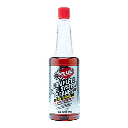 Red Line Complete SI-1 Fuel System Cleaner