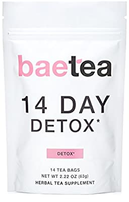 Baetea Herbal Tea Supplement