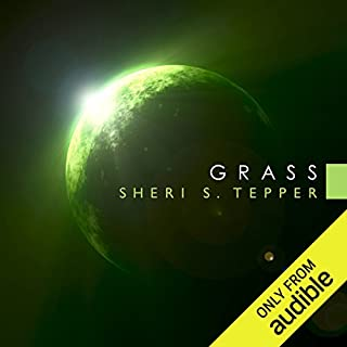 Grass  audiobook cover art