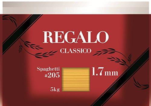 日本製粉 レガーロ スパゲッティーニ ♯205 5kg