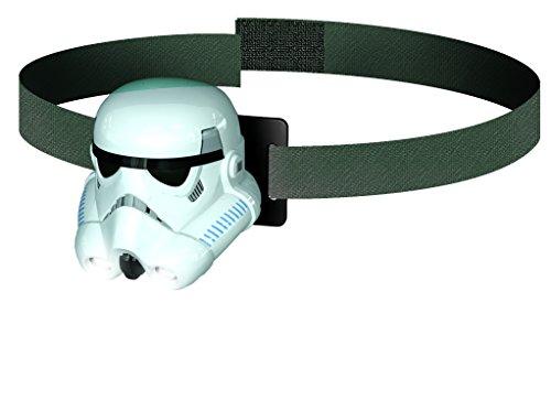 PhilipsStar Wars/Disney Stormtrooper Stirnlampe, Kunststoff, weiß-schwarz (7192731Z0)