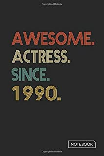 Actresses Since 1990