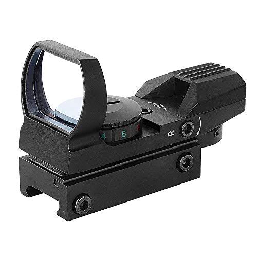 20mm Rail Riflescope Hunting Optics Holographic Red Dot Sight Reflex 4 Reticle Tactical Scope Collimator Sight