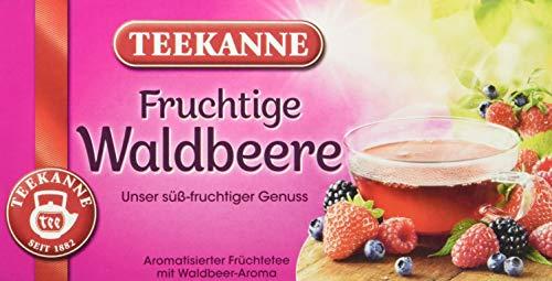 Teekanne Waldbeere, 20 Beutel, 50 g
