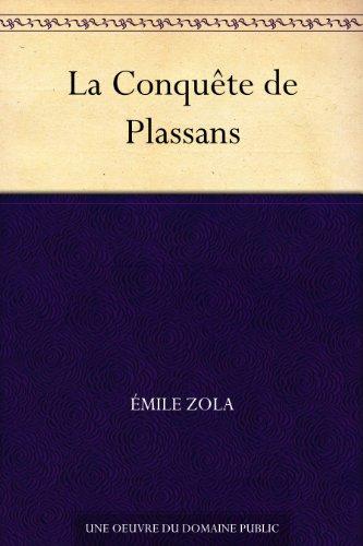 Couverture du livre La Conquête de Plassans