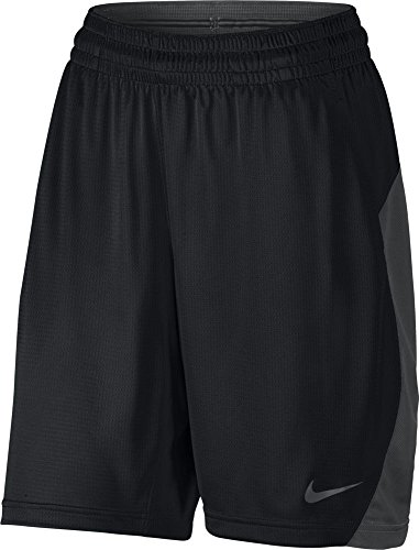 Nike 9 Basketball Short Black/Anthracite/Anthracite Womens Shorts