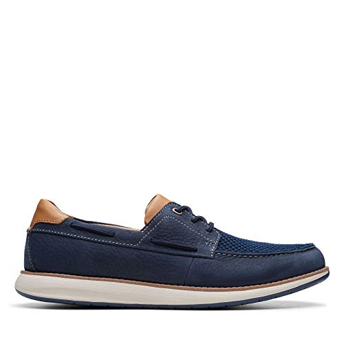 Clarks Un Pilot Lace Mens Casual Shoes