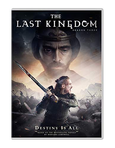 The Last Kingdom Stagione 3 (DS) (3 DVD)