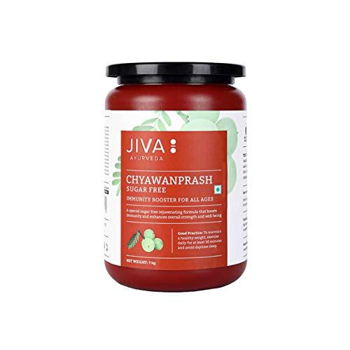 Jiva Sugar Free Chyawanprash - 100% Sugar-Free Immunity...