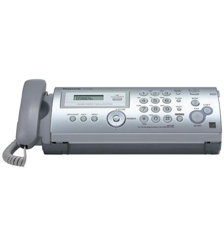 """Panasonic KX-FP205 Panasonic Fax Machine - 16"""" x 1"""