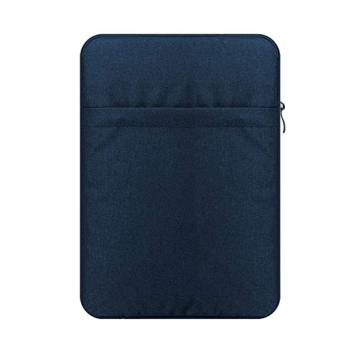 New Shockproof Colorful Universal Tablet Bag Case Sleeve Pouch(iPad Air/Pro 10.5 inch,Navy Blue)