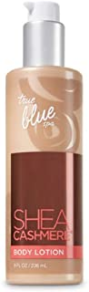 Bath and Body Works True Blue Spa Shea Cashmere Body Lotion, 8 oz