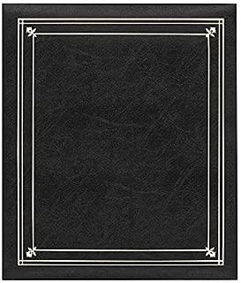 Post-Bound Black pocket album for 5x7 and 8x10 prints - 5x7