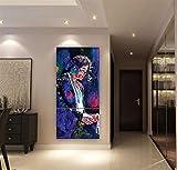 DYCUN Leinwand Wandkunst, Modern Home-Wand-Kunst Dekorative